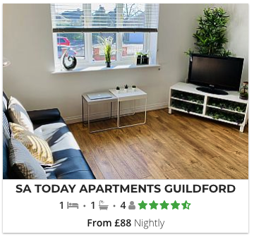Picture of SA Today Apartments Guildford.