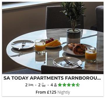 Picture of SA Today Apartments Farnborough.